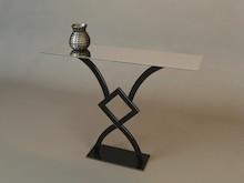 Konsola Reja Konsole z kolekcji cechują wysublimowany kształt oraz minimalistyczna forma. Konsole cechuje wyjątkowa lekkość przy jednoczesnym zachowaniu...