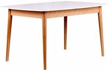Stół swoim designem nawiązuje do wzornictwa z lat 60, które przeżywa drugą młodość. Naturalne wykończenie mebla nada wnętrzu przyjemny klimat....