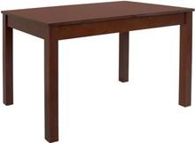 Rozkładany stół z wkładką chowaną pośrodku stołu. Zastosowanie prowadnicy kulkowej. Grubość blatu 18 mm.  Wysokość stołu:76 cm Długość...