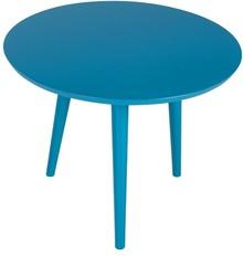 Lekki fantazyjny stolik kawowy zaczaruje Twoje wnętrze. Delikatny i jednocześnie elegancki kształt blatu wpasuje się do każdego wnętrza i wystroju....