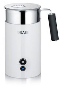 Spieniacz GRAEF MS 701, to w pełni profesjonalne urządzenie, służące do spieniania mleka oraz mieszania (przyrządzania) napojów mlecznych i...
