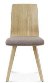 Klasyka ukazana w nowoczesnej formie. Ciekawe połączenie kształtów oraz kolorów sprawia, że krzesło doskonale będzie pasować zarówno do wnętrz...