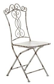 Bogato zdobione krzesło Bertoni to wyjątkowy mebel, który usatysfakcjonuje nawet bardzo wymagające osoby.  Wyróżnia się piękną, bardzo efektowną...