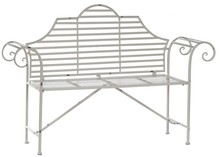 Metalowa ławka Bertoni to wyjątkowy mebel, który stanie się piękną ozdobą każdego wnętrza.  Będzie doskonałym rozwiązaniem do każdego...