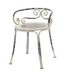 Niezwykle piękne i bardzo gustownie zdobione krzesło Lamali będzie wyjątkową ozdobą każdego wnętrza.  To jedyny w swoim rodzaju mebel, który...