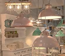 Lampa wisząca Cafe de Paris LAMALI Aluro