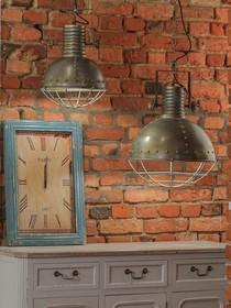 Zegar prostokątny MAZINE Aluro  Wymiary:  - Wysokość: 60 cm - Szerokość: 40 cm - Głębokość: 5 cm