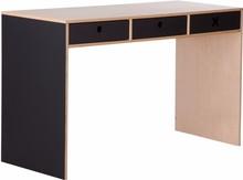 Biurko z kolekcji KÓŁKO KRZYŻYK idealnie sprawdzi się podczas pracy przy komputerze czy odrabianiu lekcji przez Twoją pociechę. Mebel ten posiada trzy...