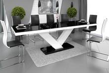 STÓŁ ROZKŁADANY VICTORIA POŁYSK OPIS PRODUKTU  Stół VICTORIA cechuje unikatowa i nowoczesna konstrukcja. Tradycyjne cztery nogi stołu zostały...