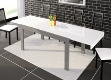 Stół rozkładany IMPERIA 140 wysoki połysk