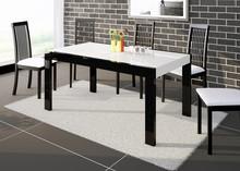 Stół rozkładany IMPERIA 160 wysoki połysk