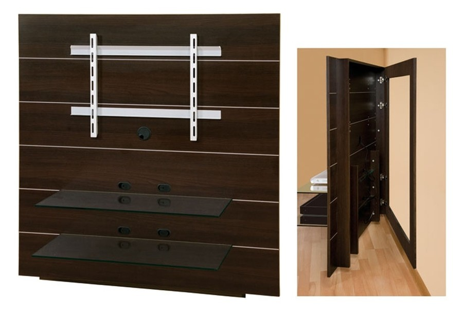 stolik rtv panorama 2 wenge d b sonoma meble. Black Bedroom Furniture Sets. Home Design Ideas