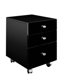 "<strong>Kontenerek z kolekcji MILANO HIGH GLOSS BLACK</strong><br style=""text-align: justify; color: rgb(94, 94, 94); font-family: lato,..."