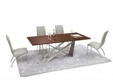 Nowoczesny stół Cross jest zaprojektowany dla tych, którzy cenią sobie estetyczny wygląd, funkcjonalność, komfort i wyjątkowy nastrój wnętrz, a...