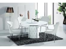 Nowoczesny okrągły stół RINGO Stół jest stworzony dla ludzi wymagających, ceniących przestrzeń, dbających o ład i harmonię każdego wnętrza....