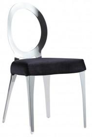 Krzesło włoskie Cantori FT173 jest utrzymane stylistycznie w klimacie ludwikowskim. Wyglada niezwykle lekko i elegancko. Oferowane w czarnej velurowej...