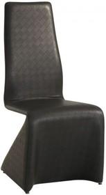 Krzesło Enzo.  Materiał wykonania: - ekoskóra - stal  Wymiary: - wysokość: 104 cm - szerokość: 47 cm - głębokość: 60 cm  Dostępne kolory: -...