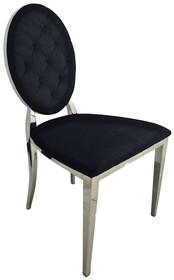 Krzesło te jest przeznaczone dla ludzi z ogromną klasą, nienagannym gustem i oryginalnym stylem. Jest to niezwykle elegancki mebel zaskakujący swą...