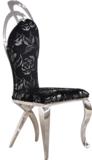Niebanalna forma  Krzesło ROSE to niezwykle stylowy mebel, który przypadnie do gustu miłośnikom niebanalnych rozwiązań. Unikalne wzory na tkaninie...