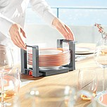 Uchwyt na talerze ZC7T0350 Idealnie sprawdzi się w każdej wysokiej szufladzie. Dedykowany szufladom Tandembox i Legrabox. Prostokątna forma uchwytu...