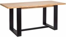 Nowoczesny i industrialny design. Doskonale pasuje do wnętrz nowoczesnych , loftowych i industrialnych. Stół Wood nada charakteru każdemu pomieszczeniu....