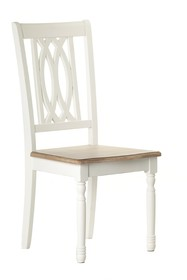 Szerokość: 46.0 cm Głębokość: 45.0 cm Wysokość: 99.0 cm   Materiał:drewno paulownia/mdf Kolor:biały