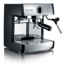 Technologia espresso stosowana w kolbowych ekspresach do kawy marki Graef, ma swój początek już w 1901 roku. Drobno zmielona kawa (w ilości ok. 6-7...