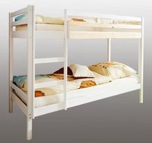 CAMMELLO łóżko dziecięce.  Komplet CAMMELLO zawiera: Dwa kompletne stelaże wykonane z drewna Drabinkę - możliwość ustawienia po dowolnej stronie...