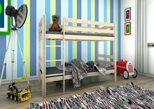 Łóżko dziecięce CAMMELLO NATURALNE