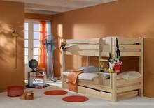 Łóżko dziecięce TIGRE NATURALNE
