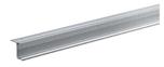 TopLine L - zestaw profili o długości 2500 mm do systemu drzwi przesuwnych z STB 15 montaż przed wieńcem górnym.  Zestaw składa się z: ...