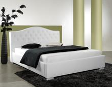 Eleganckie łóżko REYNA wyróżniają charakterystyczne, tapicerowane elementy wezgłowia, wygodne, wykonane z największą precyzją łóżko doskonale...