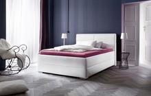 Łóżko ILLUSION to duże i przytulne łóżko. Wykonane z miękkiej ekoskóry, nadaje sypialni przytulności oraz elegancji. Solidne wykonanie sprawi, że...