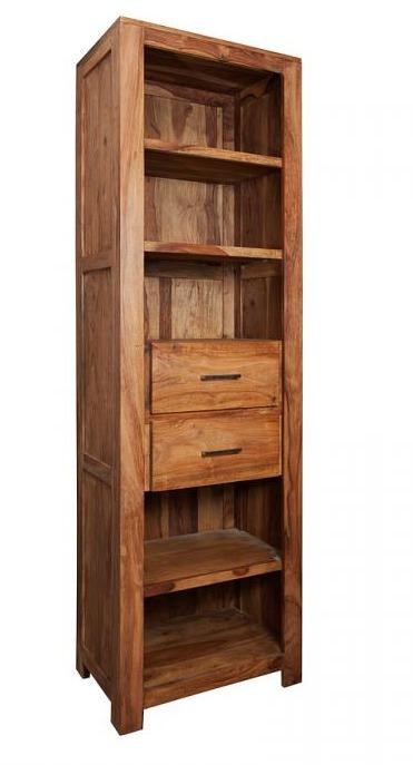 biblioteczka drewniana modena meblepl meble