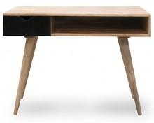Biurko drewniane w skandynawskim stylu OSLO OSLO-ST20-B