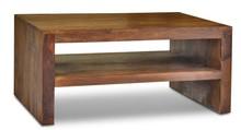 Stolik kawowy drewniany, loft, industrialny w skandynawskim stylu