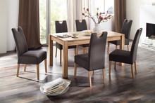 Stół dębowy rozkładany PABLO to piękno, nowoczesność oraz elegancja. Drewno jako materiał naturalny opiera się wszelkim modom i trendom. Stoły...