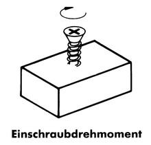 Wkręt 4,0x55 Metal Ocynk Biały 1 Sztuka WUPOFAST Wurth - Würth
