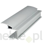Rączka WESTA BIS 16-18/P (Profil) do drzwi przesuwnych wykonanych z płyty o grubości 16 lub 18 mm.  Linia Premium 75.  UWAGA: Pierwsze zdjęcie...