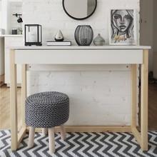<br />Praktyczna konsola na drewnianych nogach do sypialni, holu. Szuflada pod blatem na całej szerokości umożliwia wygodne użytkowanie mebla...