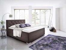 Ekskluzywne tapicerowane łóżko NEW YORK jest zarazem nowoczesne oraz przytulne. Obicie zostało wykonane z wysokogatunkowej tkaniny. Łóżko NEW YORK jest...