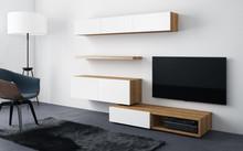 LINIABASE ONE KORPUS PŁYTA MELAMINOWANA EGGER  To nowoczesne i minimalistyczne meble zaprojektowane z myślą o zastosowaniu w małych...