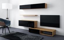LINIA BASE ONE KORPUS FORNIR  To nowoczesne i minimalistyczne meble zaprojektowane z myślą o zastosowaniu w małych pomieszczeniach. Mebelki te łączą w...
