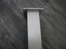 Nogi Noga Meblowa Kwadratowa 60x60mm Wys.710mm. Kolor ALUMINIUM - Rejs