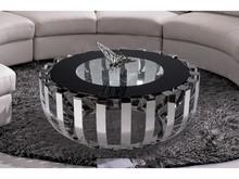 Innowacyjny design  Stolik kawowy C 8046 R to niezwykle nowoczesny mebel, który z pewnością przyciąga uwagę. Jego okrągły kształt i stalowe...