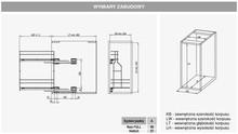 Variant MULTI Cargo Detergenty 30 LEWE Białe Hamulec - Rejs