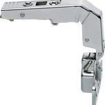 CLIP top zawias do drzwi równoległych 79T9550.37 Kąt otwarcia: 95° Mocowanie puszki: na wkręty Materiał puszki: Stalowa Mechanizm zamykania: ze...