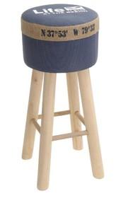 Praktyczny oraz stylowy stołek, który doskonale sprawdzi się zarówno w kuchni, tarasie jak i w ogrodzie.  Specyfikacja:  średnica: 30 cm wysokość:...