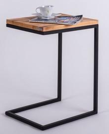 Stolik pomocniczy AMAGO - wsuwany stolik do kanapy