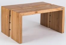 Ława drewniana FENDO - oryginalny wzór